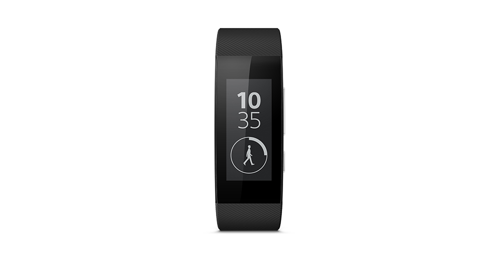 Sony_SmartBand_Talk_Black
