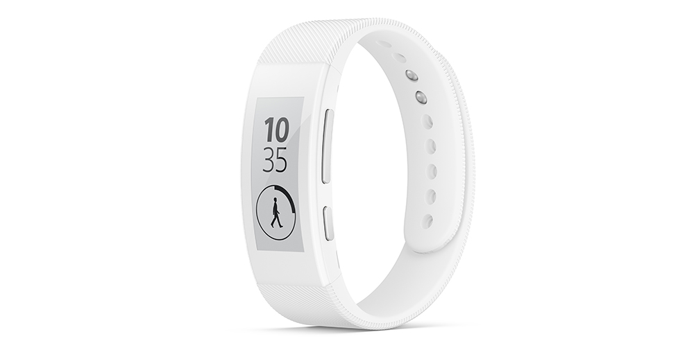 Sony_SmartBand_Talk_White