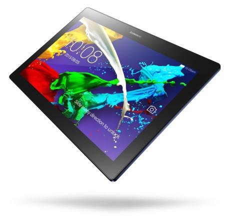 Her er Lenovo Tab 2 A10-70, Lenovos første tablet med Dolby Atmos.