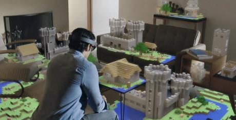 Googles VR-linser vil også understøtte HoloLens. Foto: Mirosoft.
