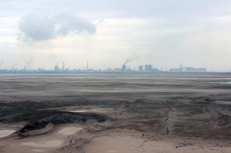 rensning af forurenet jord
