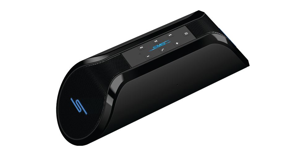SMS Audio Portable Wireless Speaker