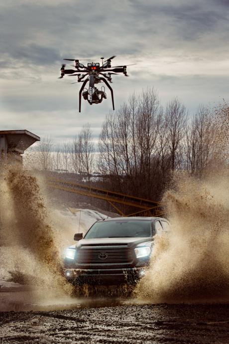 aerigon drone action