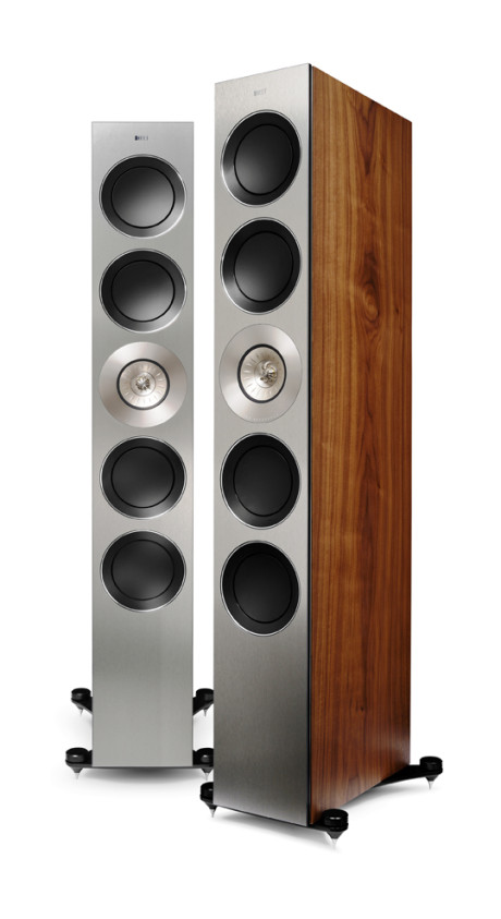 KEF-Reference-Model-5-Pair-Walnut-WBG