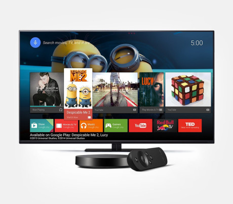 Nexus Player Android TV