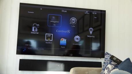 Control4_TV-meny