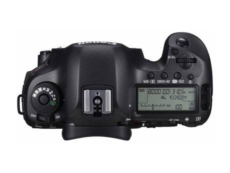 EOS 5DS R BODY TOP