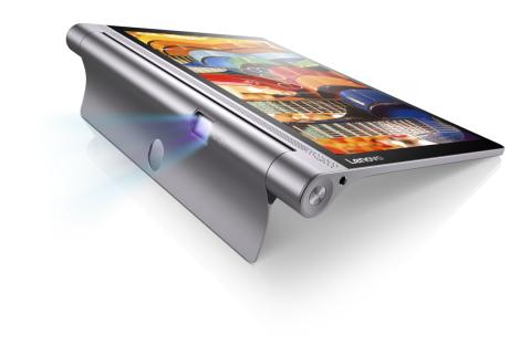 Lenovo Yoga Tablet 3 Pro. Foto: PR