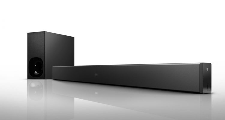 12 soundbars og lydsokler
