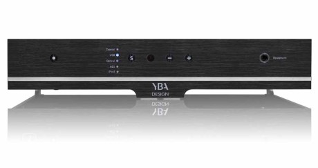 YBA DESIGN WD202 DAC USB fernbedienbar