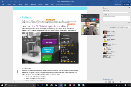 05.-Word-2016-Real-Time-Typing-and-Skype-for-Business-Video