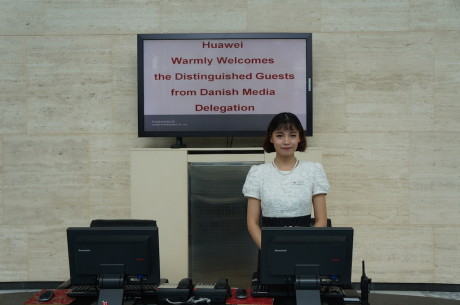 Lyd & Billede var sammen med en række andre danske medier inviteret til Kina af Huawei. Foto: Peter Gotschalk, Lyd & Billede