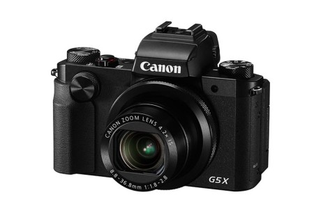 Canon PowerShot G5X. Foto: Canon