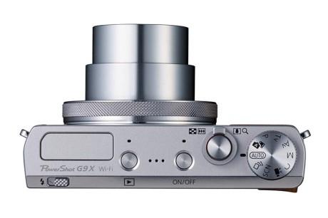 Canon PowerShot G9X. Foto: Canon