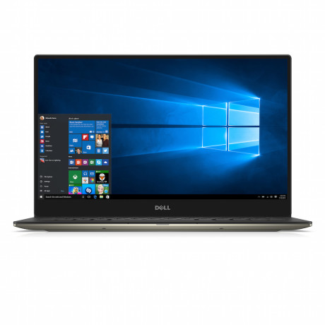 Dell XPS 13 med touch-skærm. Foto: Dell