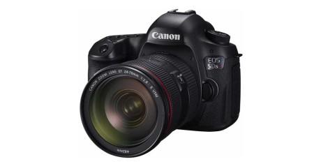 EOS-kamera nummer 80.000.000 var et EOS 5DS R