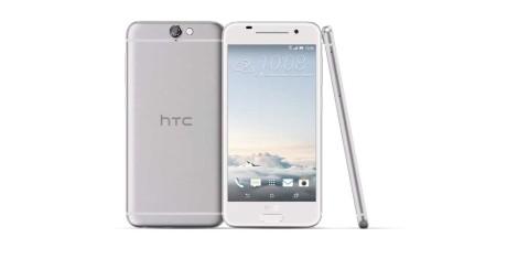 Don't take our word for it! Her et officielt pressebillede af HTC One A9. Vurdér selv, om den ligner en iPhone. Foto: HTC