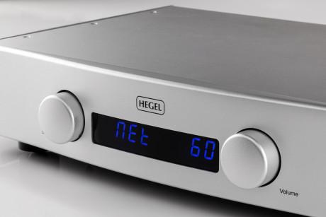 Endelig har Hegel lavet en fuldstørrelses konverter! HD30 har også variabelt lydniveau. Foto: Hegel
