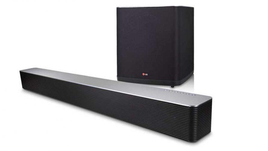 LG LAS950M (HS9)