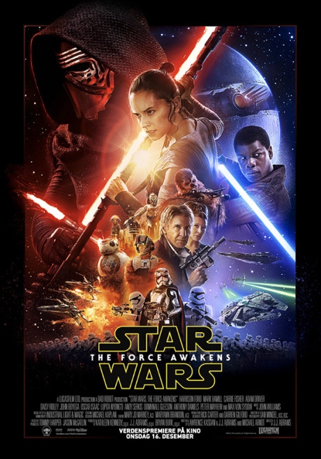 Plakat: Lucasfilm / Disney