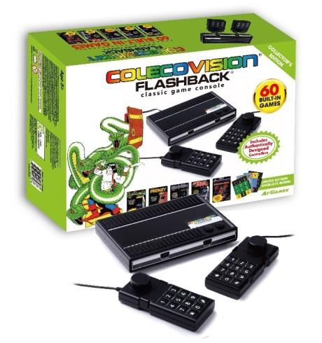 Colecovision Flashback. Foto: ATGames.us