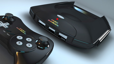 ColecoVision Chameleon. Foto: Retro Video Games