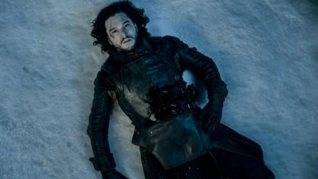 Jon Snow - død eller levende? Foto: HBO