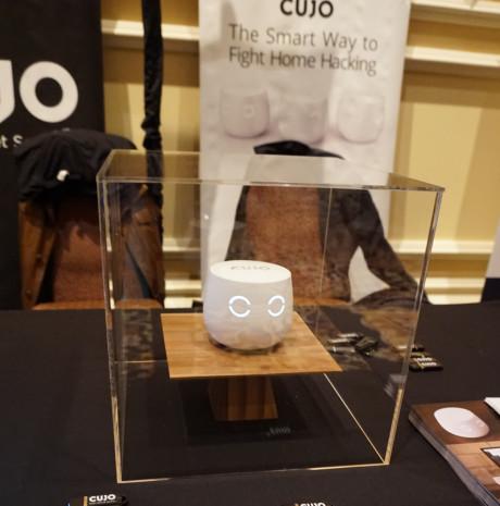 Cujo Web var en simpel hardware-firewall, der lovede at holde alle dine enheder sikre. Foto: John Alex Hvidlykk