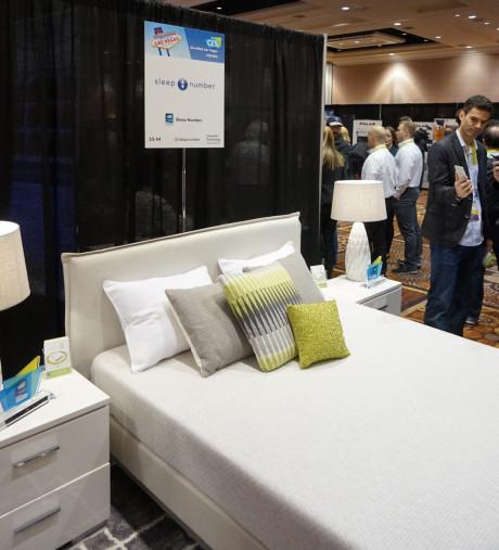 Den intelligente seng registrerer alt, der foregår i den. Foto: John Alex Hvidlykke