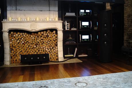 En ret lækker stue, må man sige. Foto: Lasse Svendsen