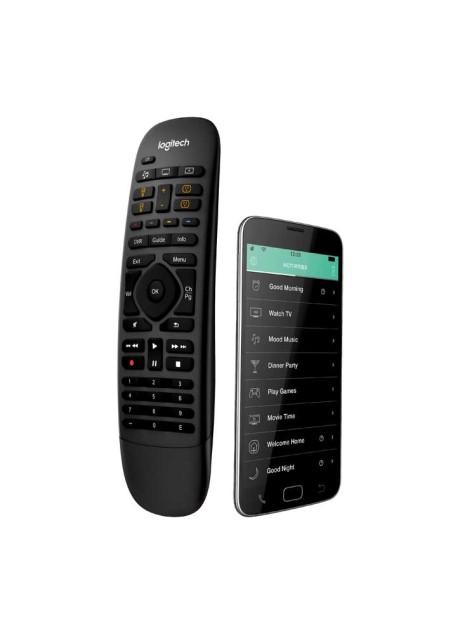 For at slippe billigere kan man købe en Companion-fjernbetjening uden skærm og komplettere med app'en. (Foto: Producent)