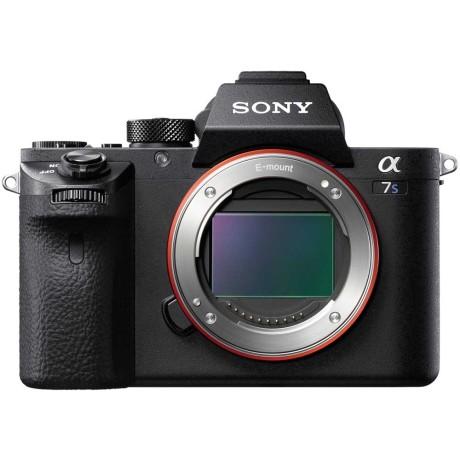 12 megapixel billedsensor og intern 4K-video med lagring på SD-kort. (Foto: Producent)