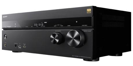 STR-DN1070 understøtter højopløst lyd, også DSD, og har desuden multirumsfunktion. Foto: Sony