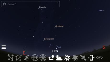 Grafik: Stellarium