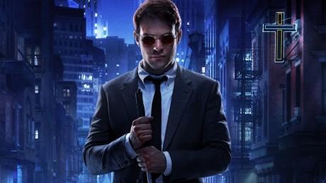 Charlie Cox spiller Daredevil. Foto: Netflix