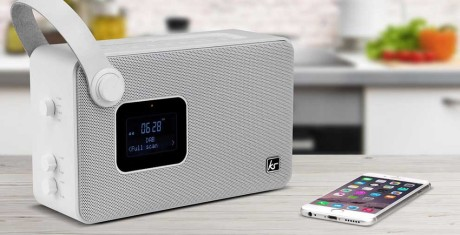 Kitsound Radio Air DAB+