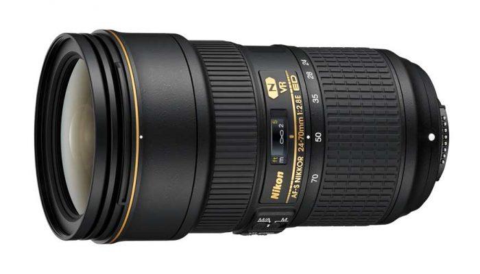 Nikkor AF-S 24-70 mm f/2.8 E ED VR