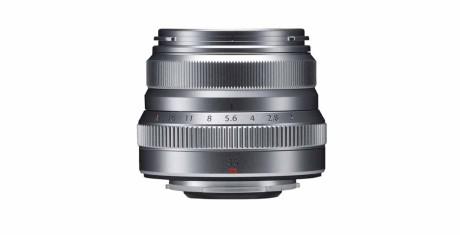 Fujinon XF 35 mm f/2.0 WR