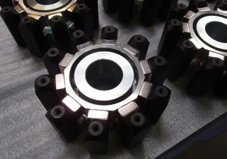 Heftige neodymmagneter sørger for optimal kontrol. Foto: Geir Gråbein Nordby, Lyd & Billede