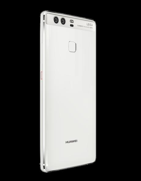 Med Huawei P9 kan du tage bedre billeder end med nogen anden mobil, hævder producenten. Foto: Huawei