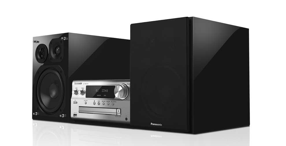 Panasonic SA-PMX100B + SC-ALL2