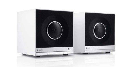 Raumfeld Stereo Cubes + One S