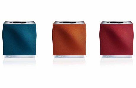 Front og sider fås i flere farver og er nemme at udskifte.