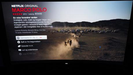 Skærmbillede: Netflix, Foto: Audun Hage, Lyd & Billede