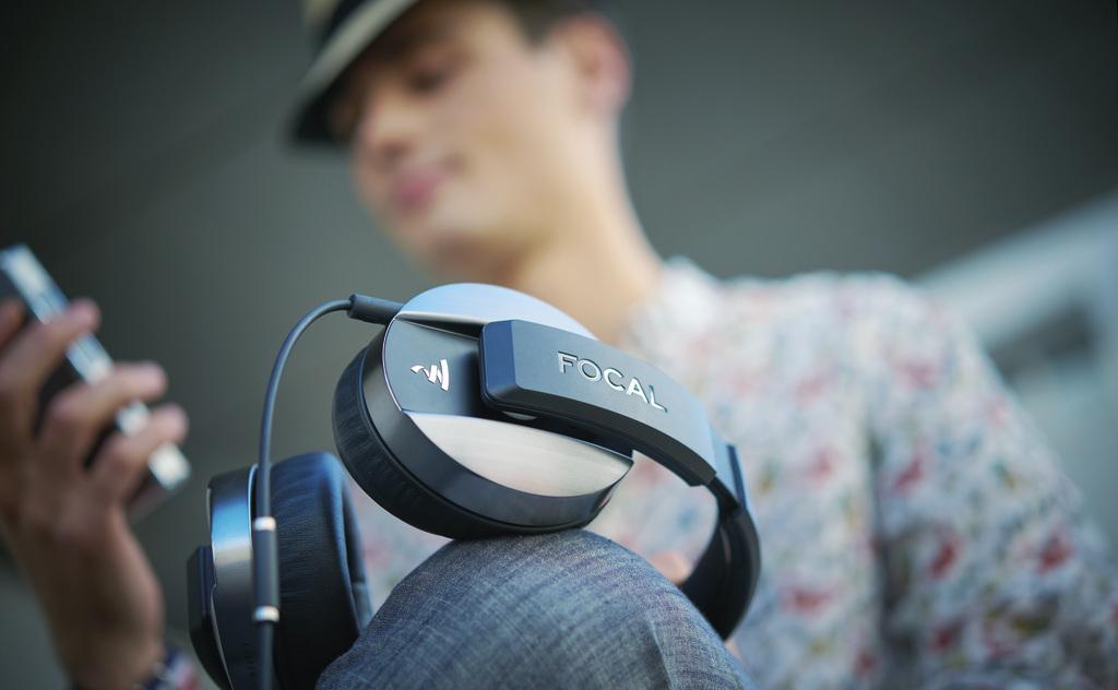 Focal Listen. Foto: Focal