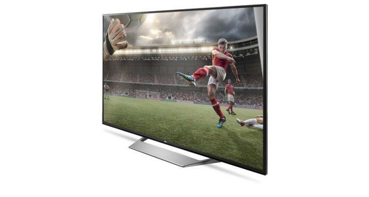 """65"""" tv'er til fodbold-EM"""