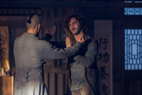 Lorenzo Richelmy spiller Marco Polo. Foto: Netflix
