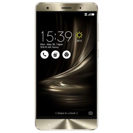"ZenFone 3 Deluxe med 5,7"" S-AMOLED skærm. Foto: ASUS"