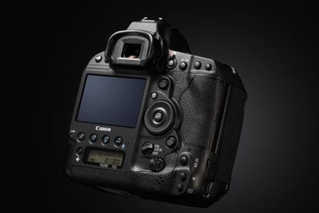 Touch-skærm, men kun til valg af fokus. (Foto: Producent)