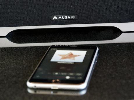 Musaics app får også understøttelse af Tidal-streaming. Foto: Lasse Svendsen